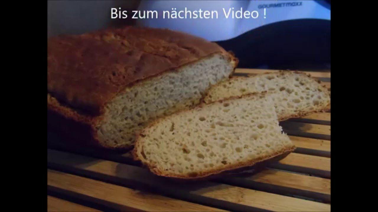 Brot Backen Mit Dem Gourmetmaxx Thermo Multikocher 9 In 1 Lebensmittel Essen Essen Und Trinken Gourmetmaxx