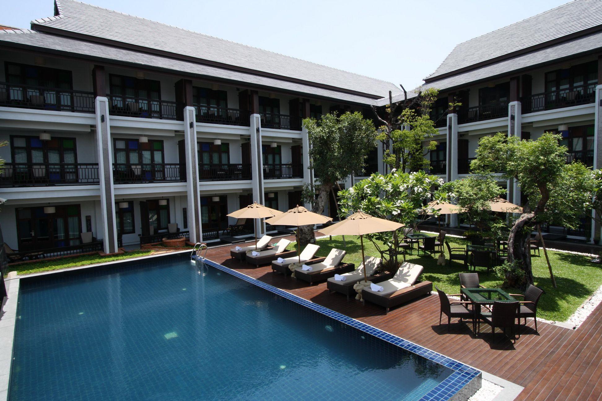 De Lanna Boutique Hotel Chiang Mai Mini boutique styule