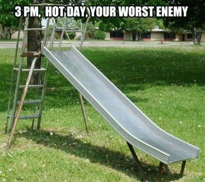 Hot slide