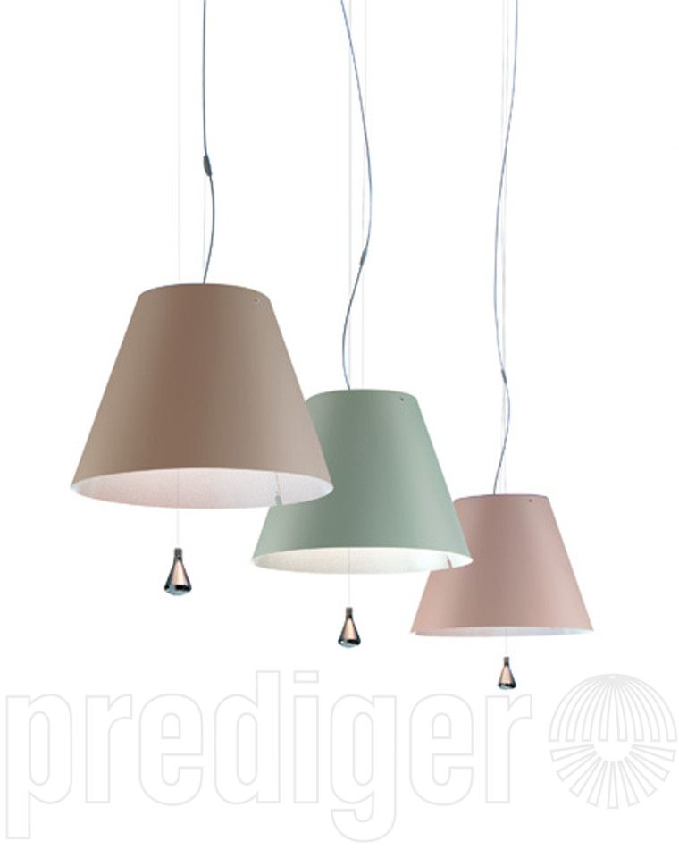 Luceplan costanza suspension mit pendel gewicht licht for Innenraum design berlin