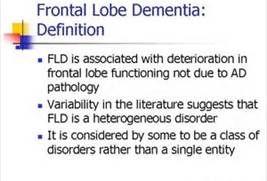 Frontal Lobe Dementia Mortgage Lenders Mortgage Home Loans
