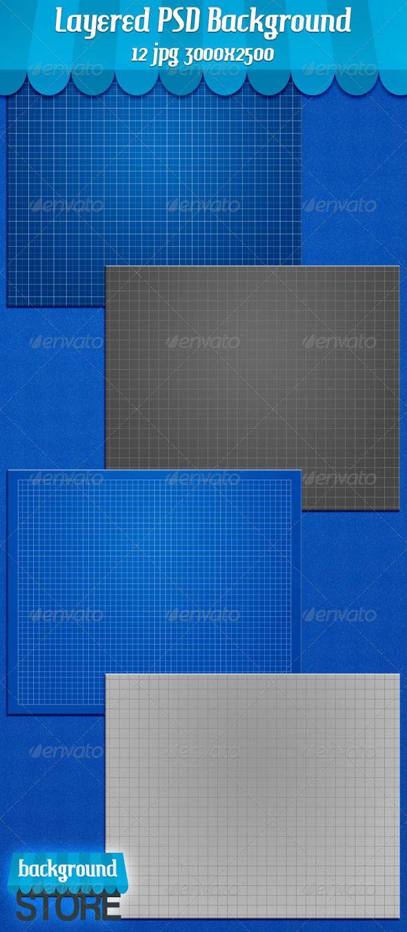 Blueprint backgrounds product presentation font logo and fonts blueprint backgrounds malvernweather Images