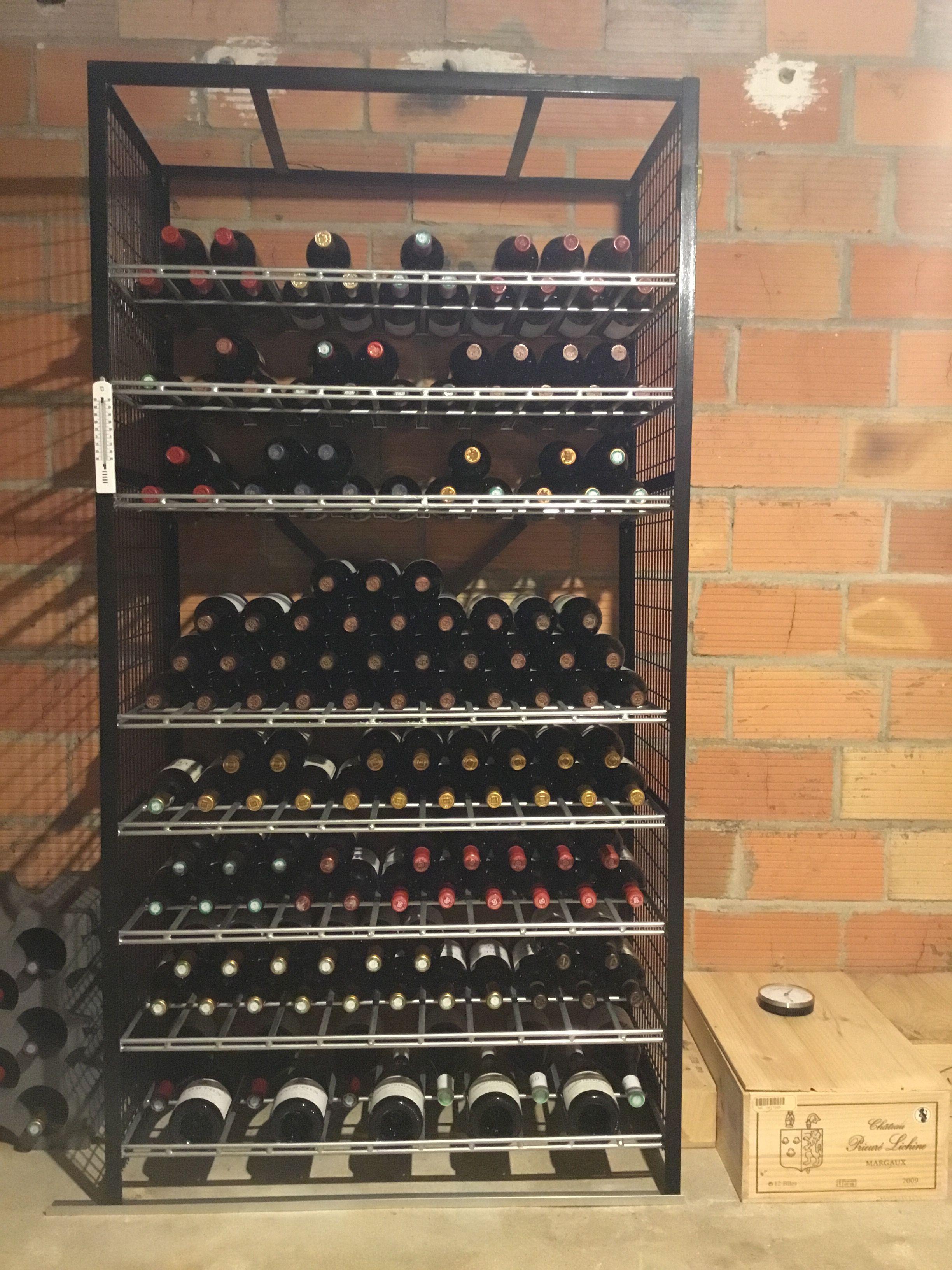 Les Casiers du Manoir Casier à bouteilles, casiers à vin, casiers à magnum… | Casier a bouteille ...