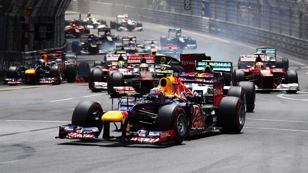 The MoneyMakerZ on Racing, Mark webber, Monaco grand prix