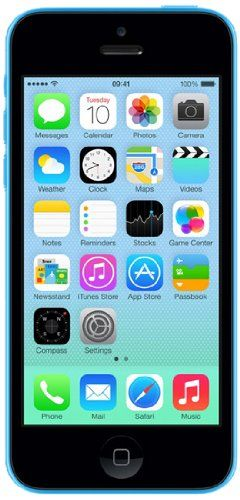 "Apple iPhone 5c 16GB Blue SIM-FREE Smartphone. PRICE: £349.99 (FREE Delivery).  EVERYTHING is CRISP & LIFELIKE. Text is razor SHARP. Colours are VIBRANT. Photos & videos are RICH with DETAIL. ""C IS FOR COLOUR"" – By Mr. Bluesman. MORE via: http://www.sd4shila.net/uk-visitors OR http://sd4shila.creativesolutionstore.com/inter-links.html  OR http://sd4shila.creativesolutionstore.com OR http://www.sd4shila.net  OR http://astore.amazon.co.uk/onestoponlish-21?node=6&page=42"