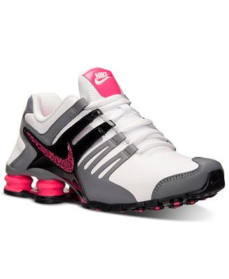 b320bb3cdb0 Nike Women s Shox Current Running Sneakers from Finish Line