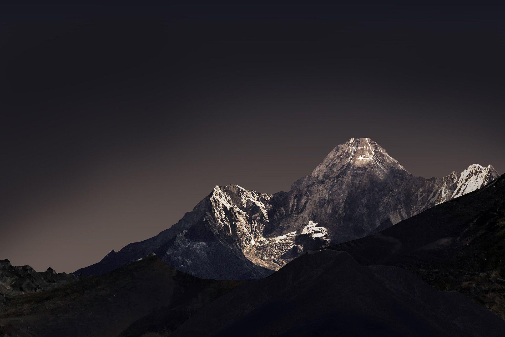 1920x1280 Mountains Cool Wallpaper For Desktop Dark Mountains Mountain Pictures Hd Nature Wallpapers