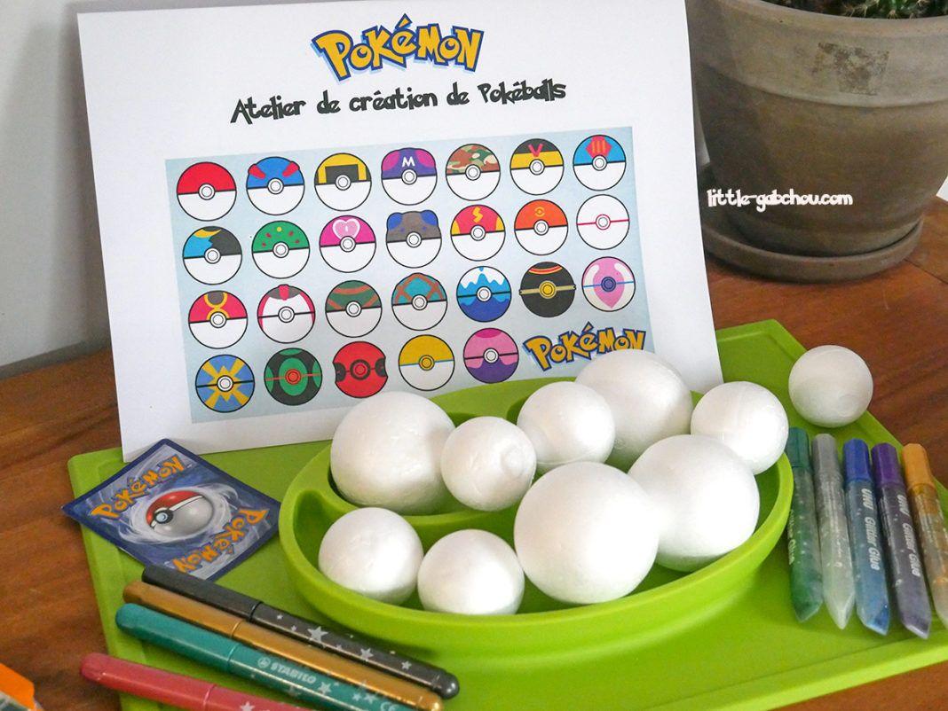 Anniversaire sur le thème de Pokemon pour les 6 ans de Gab(Pika)chu!