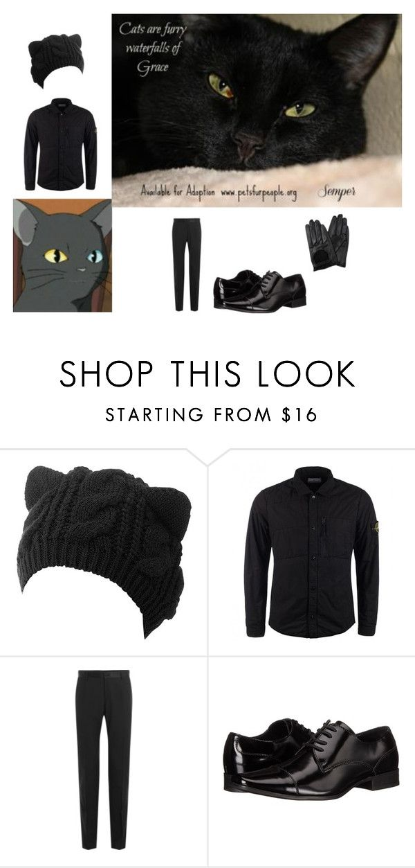 """""""Amanojaku(Ghost Stories)"""" by luckyduck99 ❤ liked on Polyvore featuring STONE ISLAND, Dolce&Gabbana, Calvin Klein, Chicnova Fashion, men's fashion and menswear"""