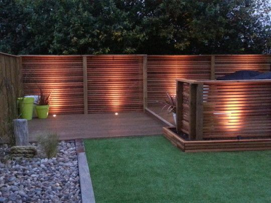 Decking  Garden Lighting Bury Bolton Manchester Rossendale