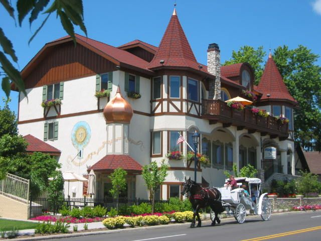 Frankenmuth Michigan Is A Little Bavaria In Mi Totally Cute Town We Visited