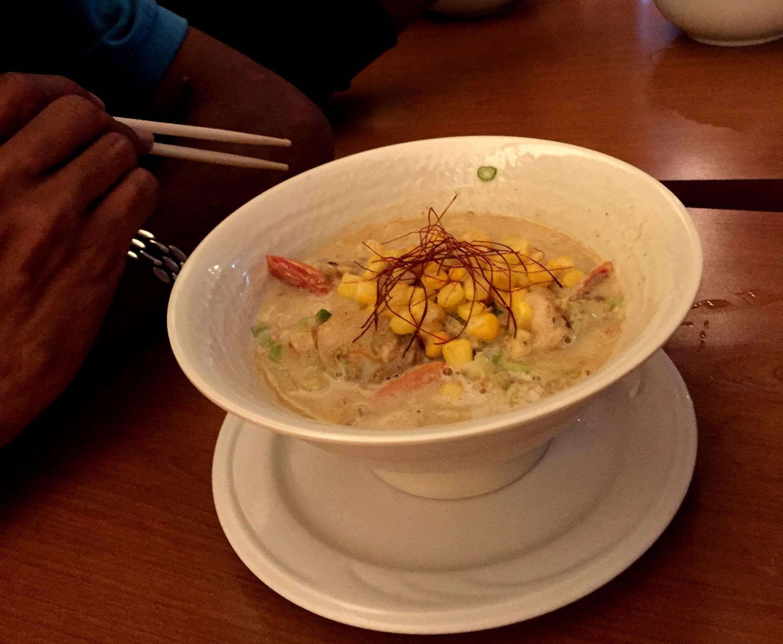 Seafood Ramen Noodle Top Restaurant In Jamaica Seafood Ramen Ramen Noodles Seafood
