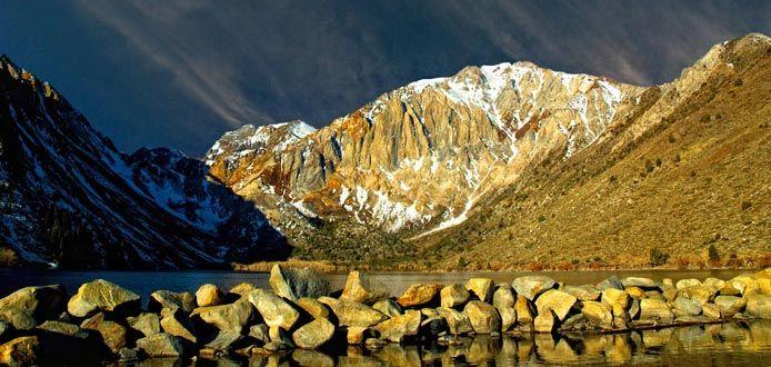 Pin By H Griego On I Wanna Go Lake Resort Mammoth Lakes Lake Camping