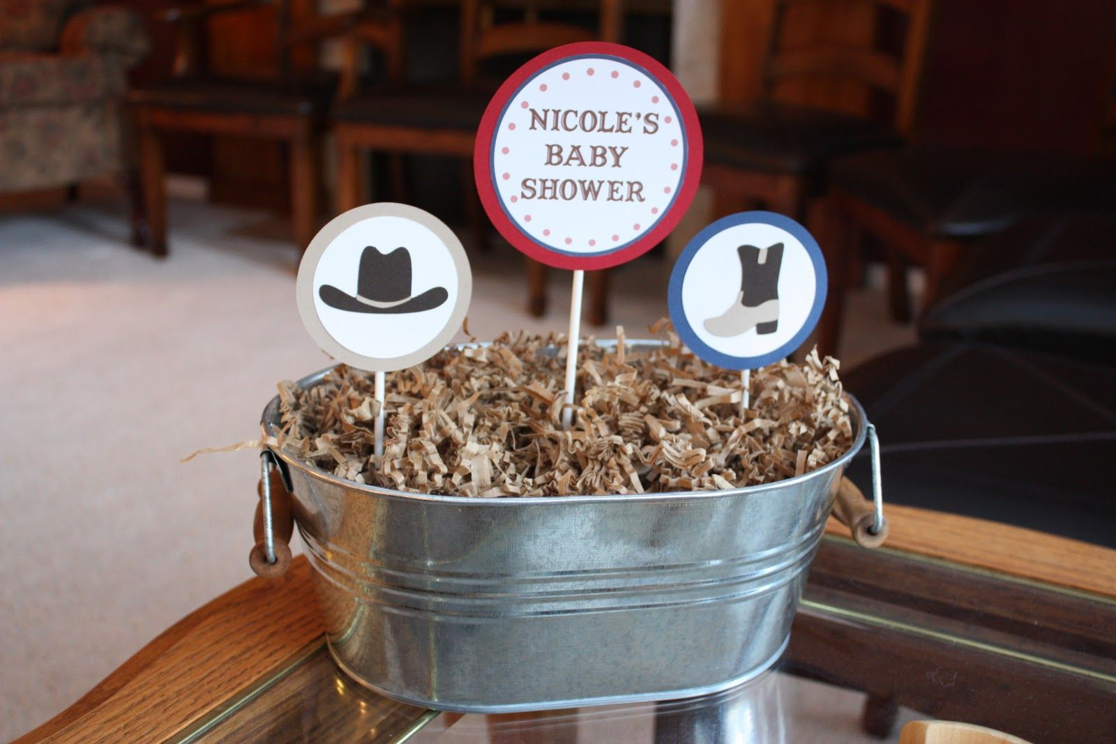Create Silent Auction Tabs Instructions Or Buffet Food