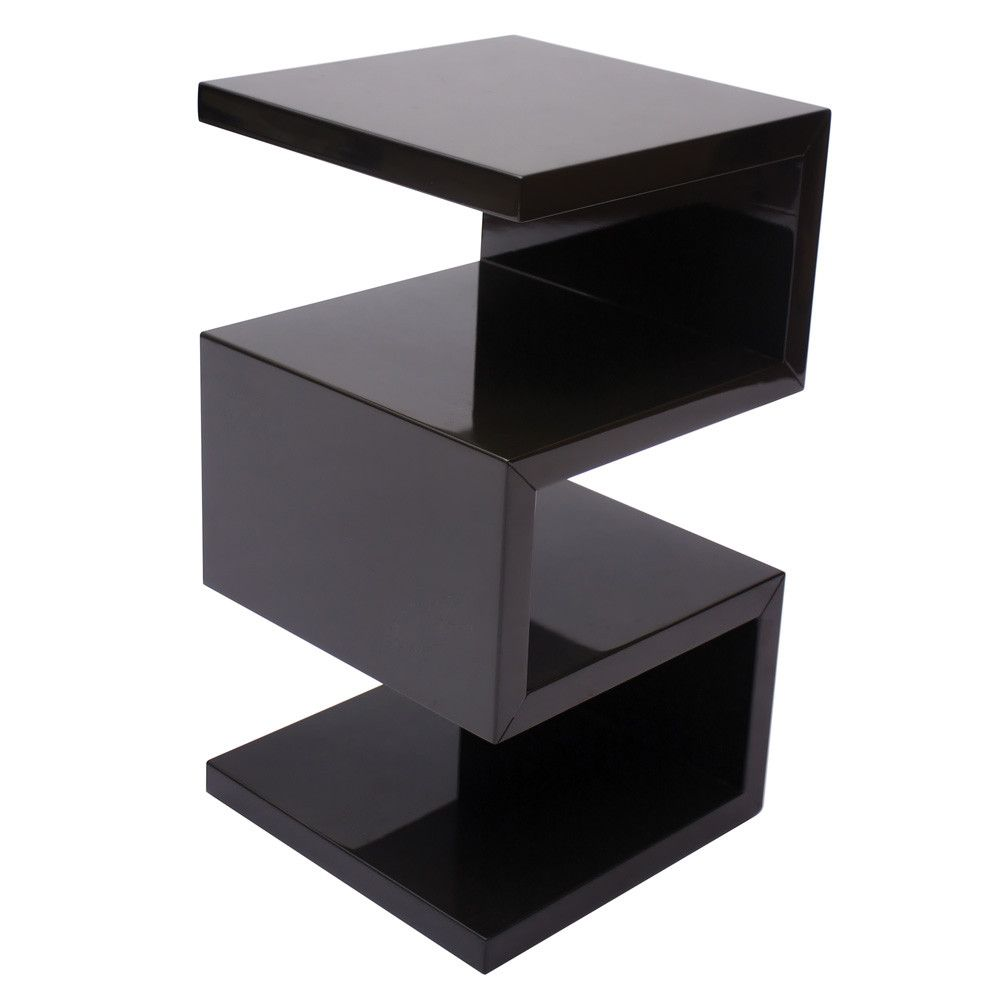 Modern black bedside table - Add Modern Style To Your Interior With This Haig Side Table By Andrew Martin Featuring