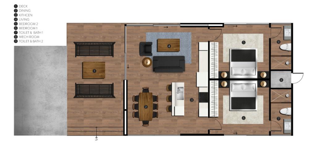 Instrumental Home By Marmol Radziner Kravitz Design Revolution Precrafted Prefab Homes Design Home Buying