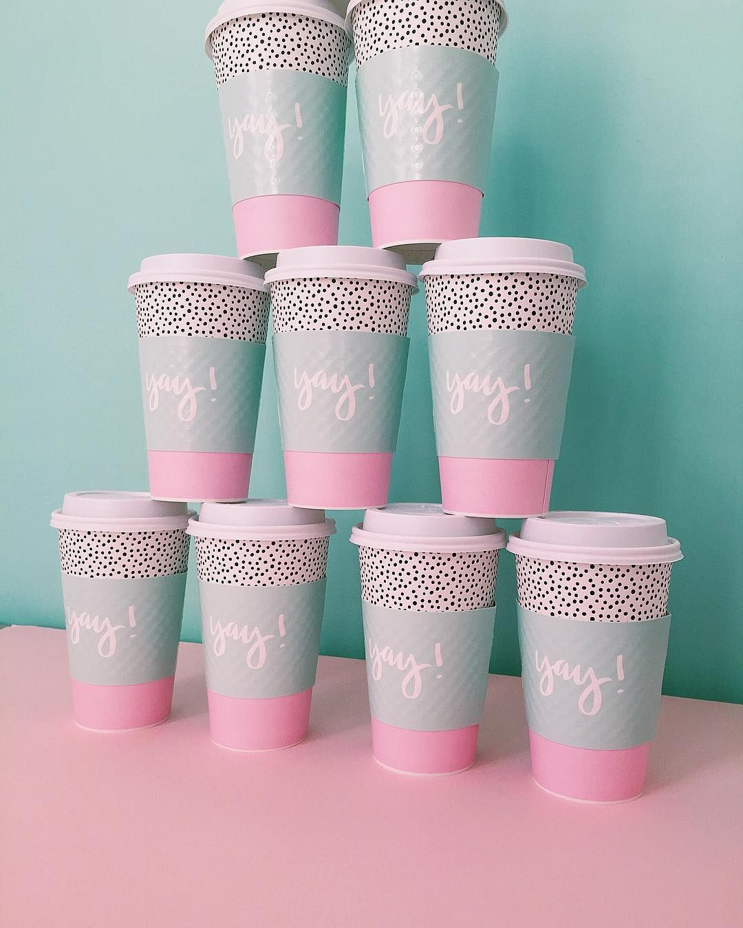 We Designed Disposable Coffee Cups Too