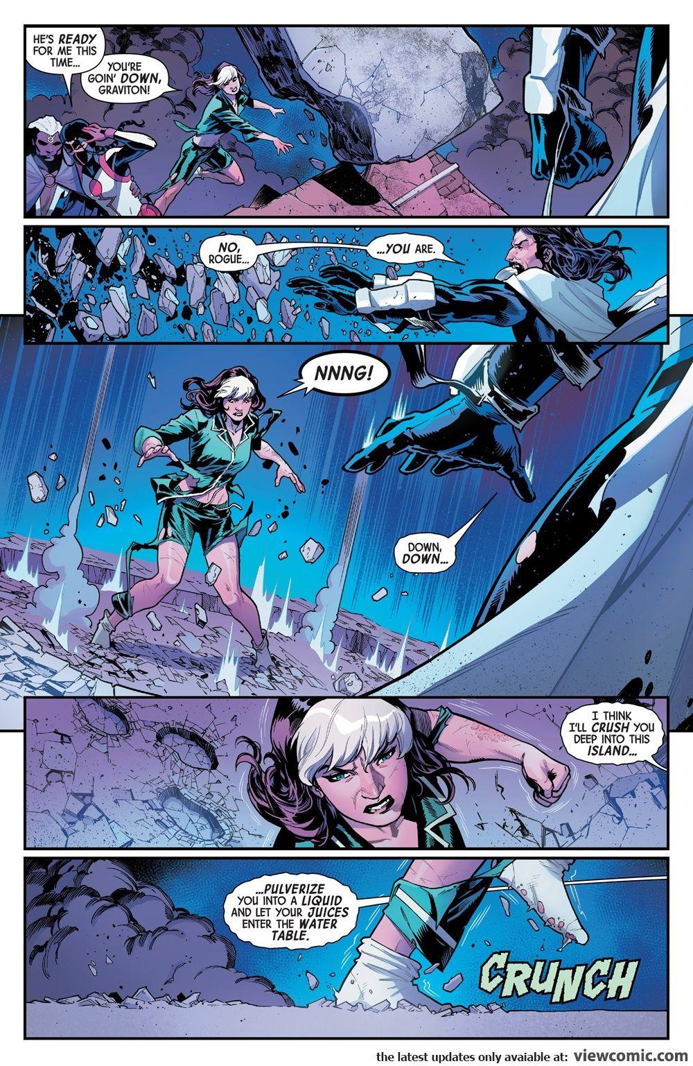 Uncanny Avengers vol 3 027 (2017) ……………… | View Comic | 分镜