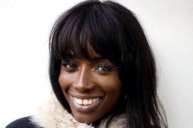 Lorraine Pascale has the cutest smile.