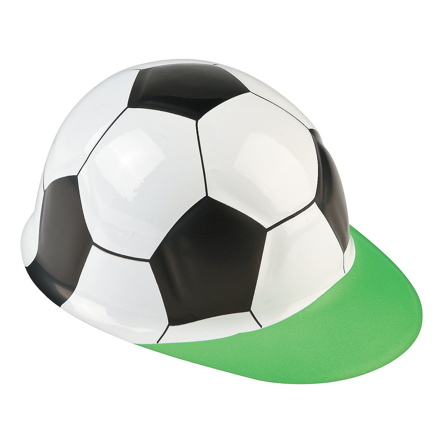 0342449f3ca3ea Soccer Hats - OrientalTrading.com | Soccer Party Theme | Soccer ...