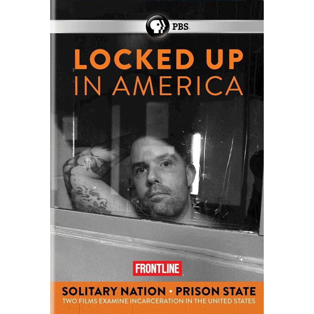 Frontline: Locked Up in America - Solitary Nation/Prison State (dvd_video)