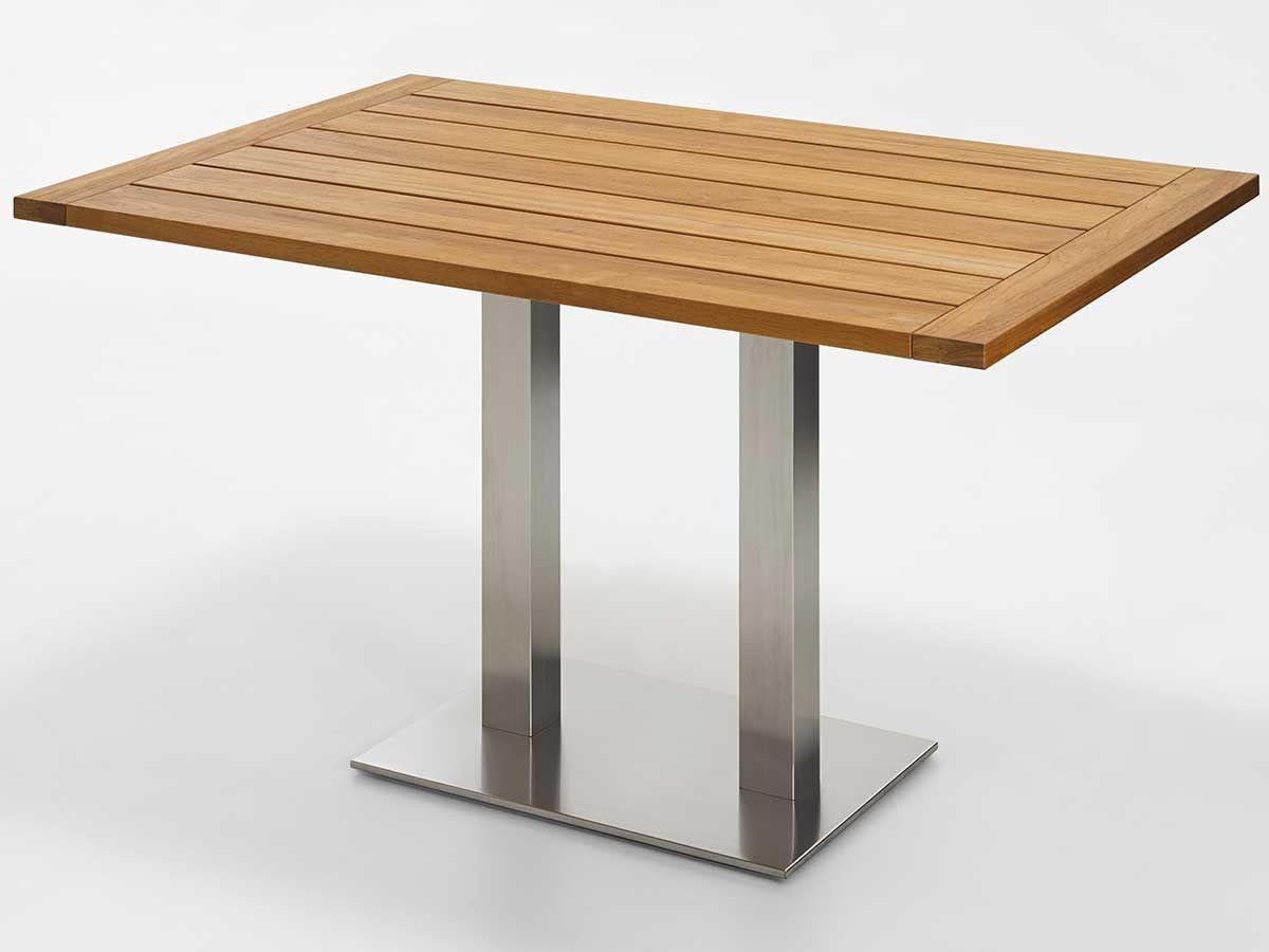 Niehoff Klapptisch Bistro Nick120 Teak Kaufen Im Borono Online Shop Dining Table Furniture Decor