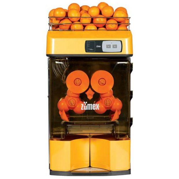 orange machine