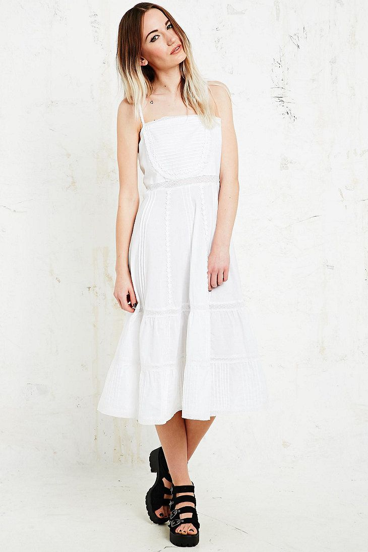 Little white lies skyla panel midi dress moifashion pinterest