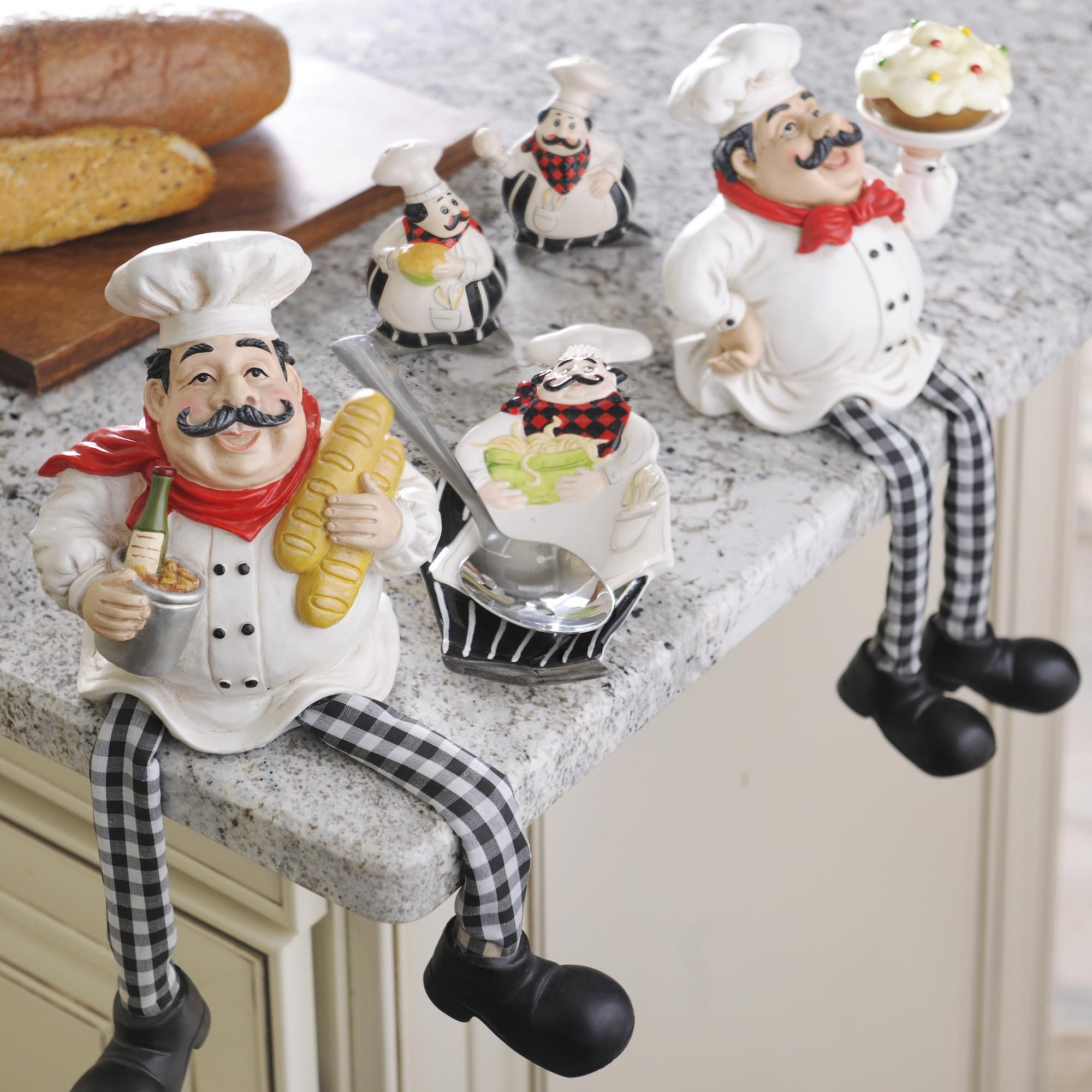 Fat Chef Kitchen Accessories: Pin On Kitchens