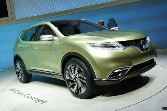 2015 Nissan Qashqai +2 Version
