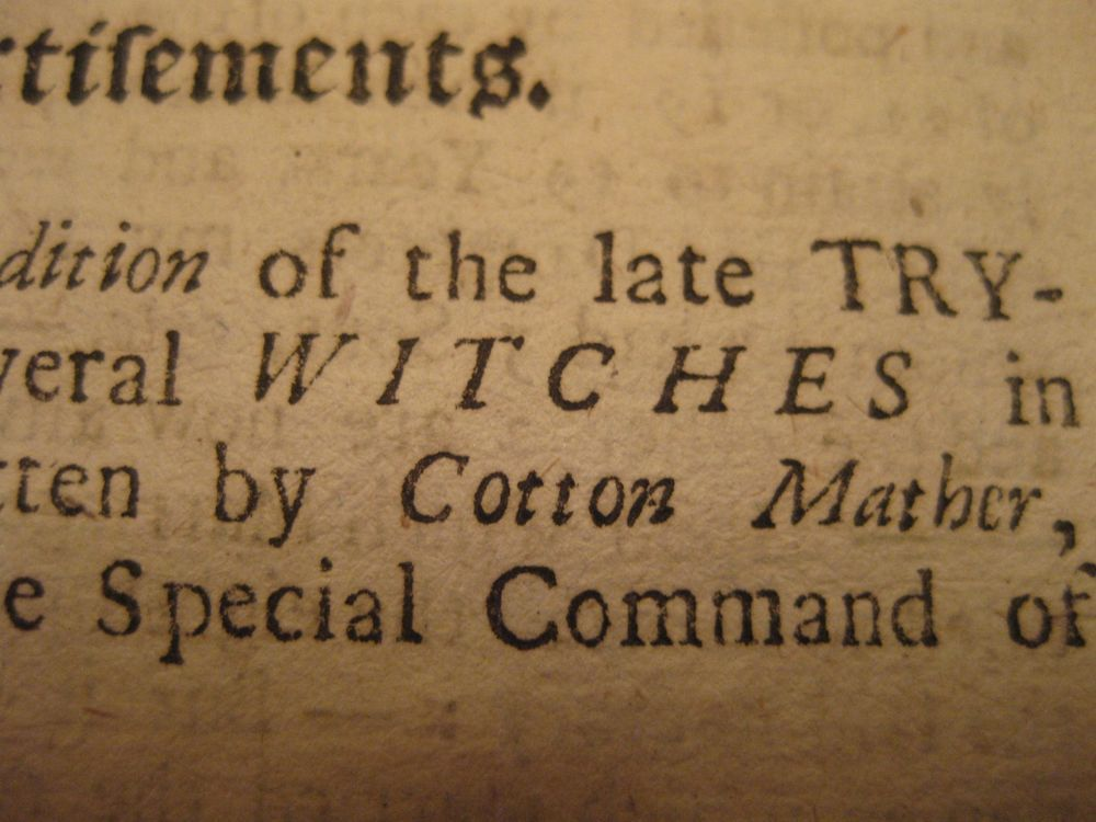Good titles for salem witch trials essay