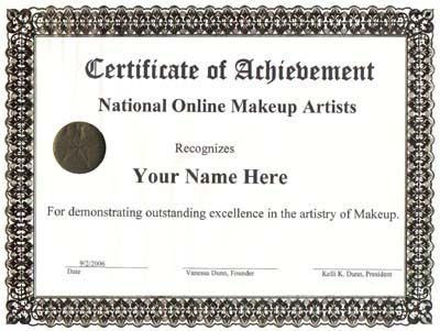 national online makeup academy become a certified makeup artist