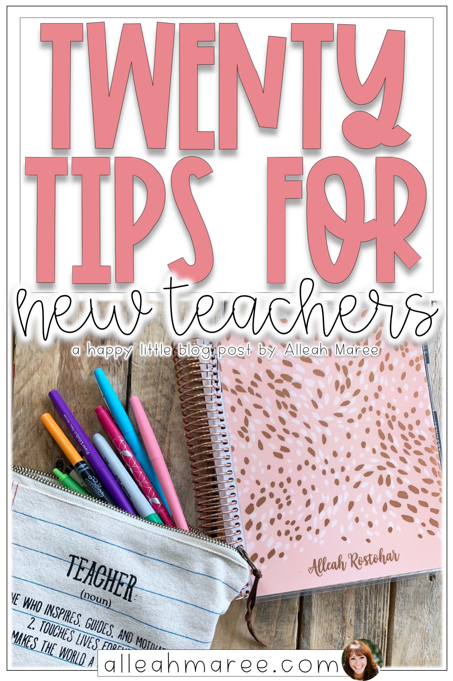 20 Tips for New Teachers