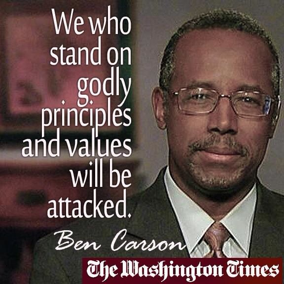 Ben Carson.......I LOVE THIS GUY.....MAKES A LOT OF COMMON