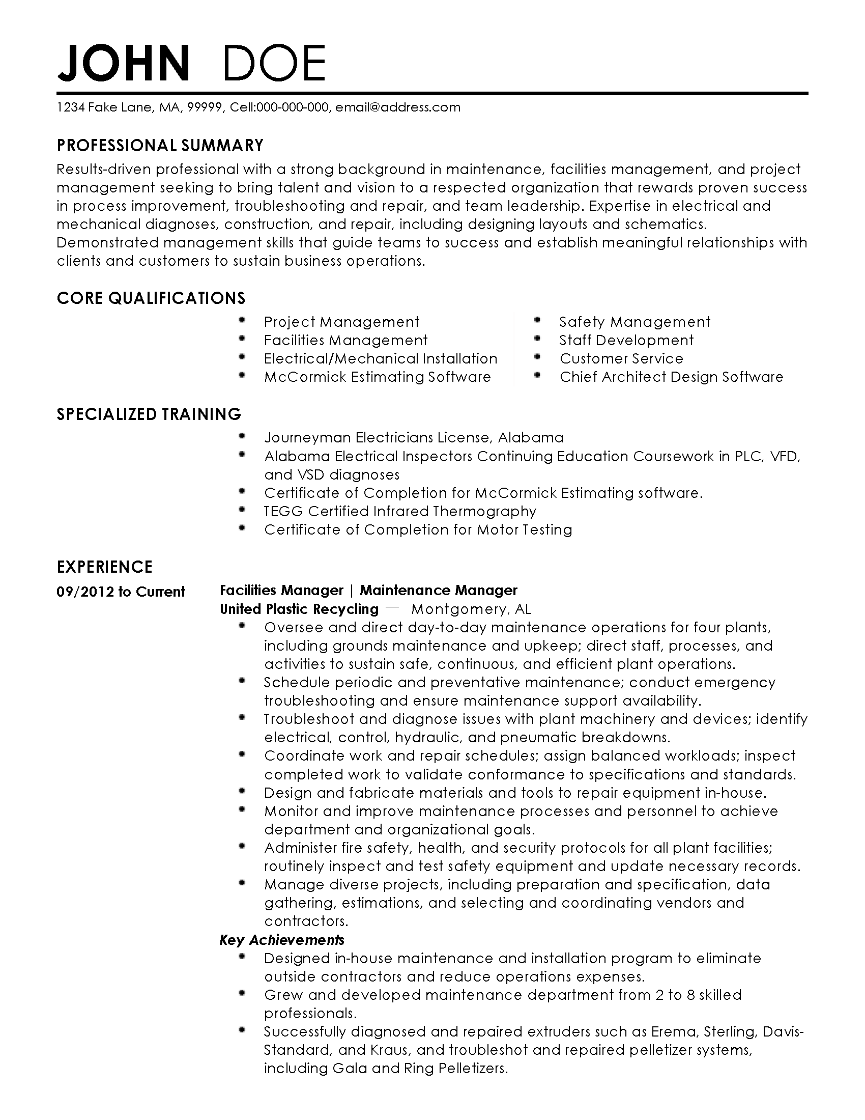 Business Development Manager Resume Sample Luxury Location Manager Resume Training Template Templates Free
