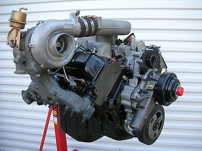 Details About 6 5 L 6 5l Diesel Engine W Optimizer Improved