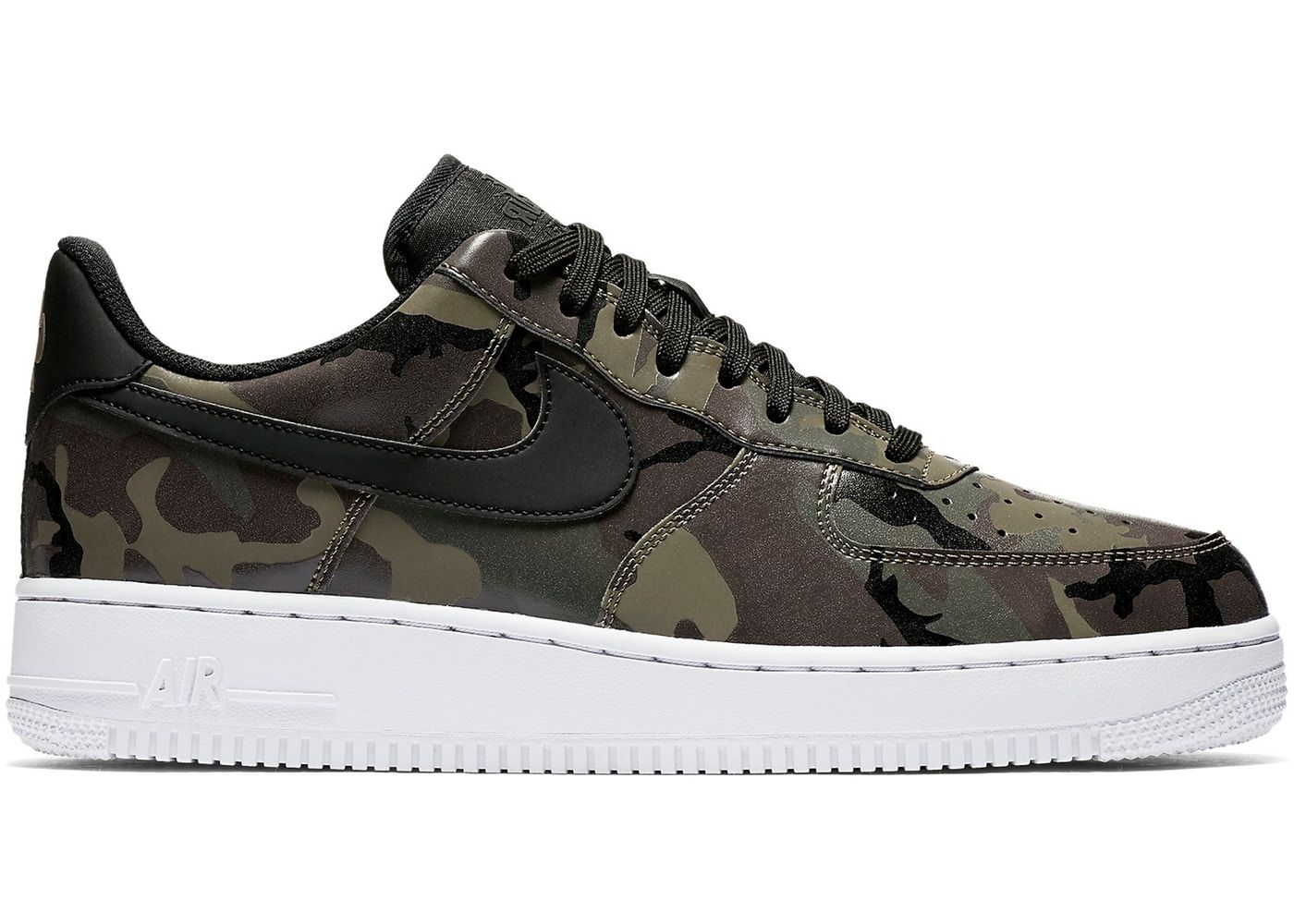 4763cc62 Air Force 1 Low Camo Olive in 2019 | StockX | Air force 1, Air force ...