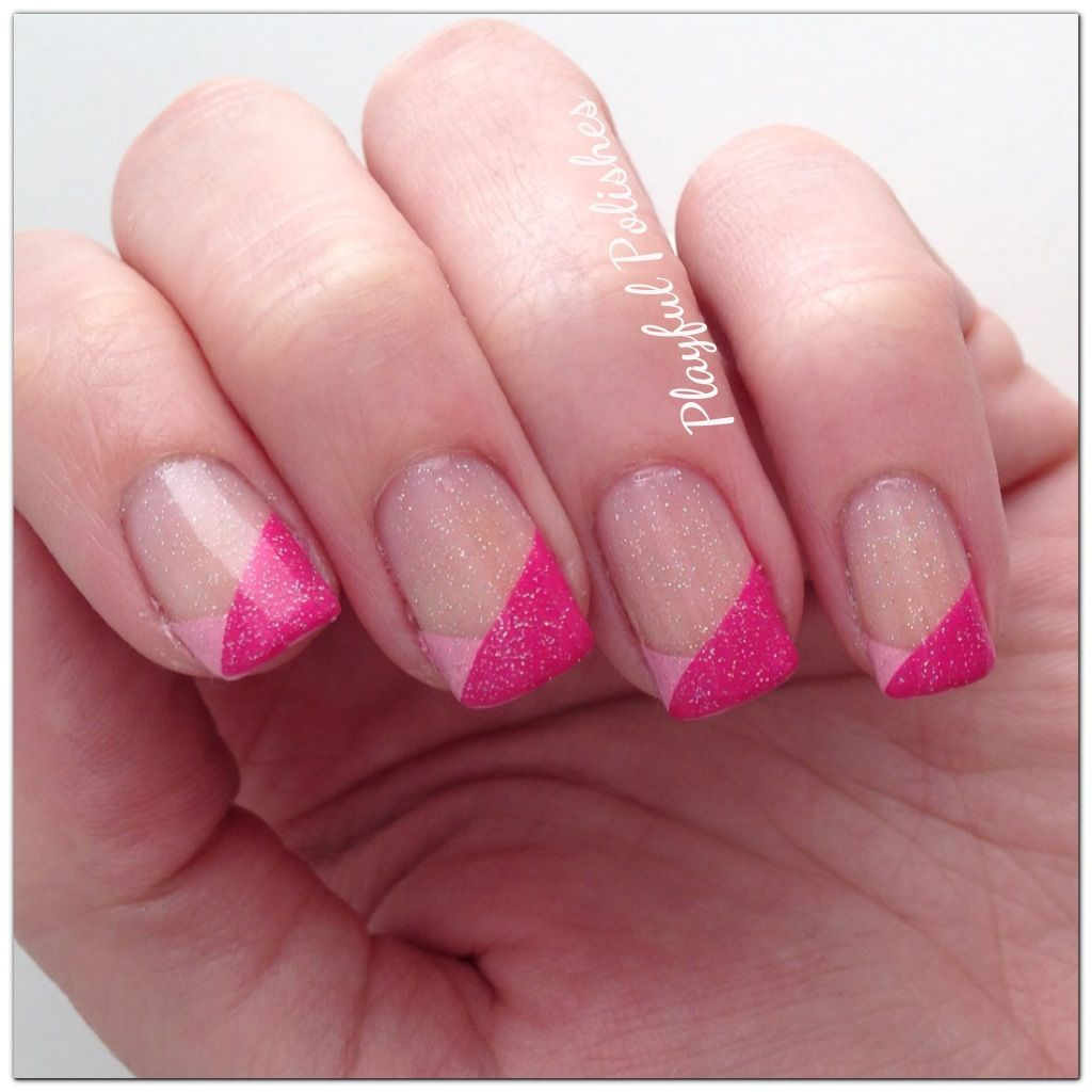Pink French Tip | Nails I love | Pinterest