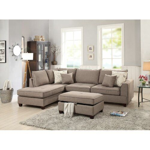 Buy Furniture Online Free Shipping: Buy Laurel Foundry Modern Farmhouse John Right Hand Facing