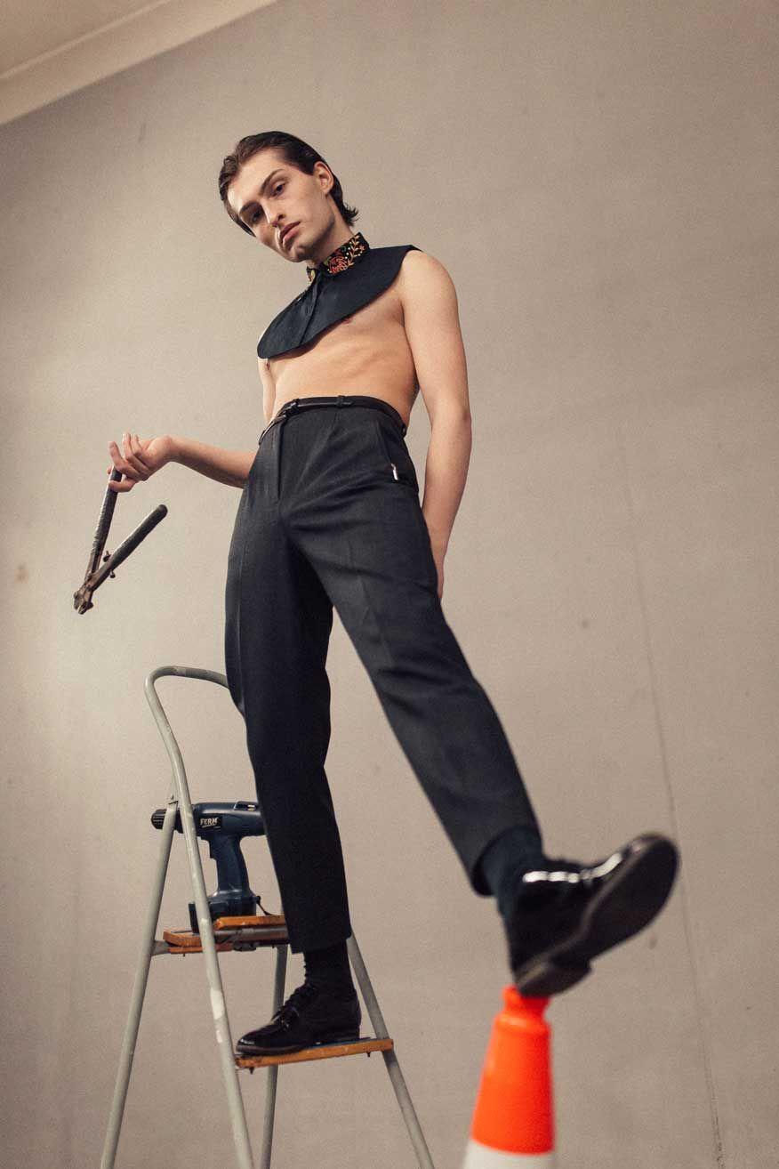 Die Relevanz der Mode: welchen Stellenwert hat die Mode für uns?   Herren mode, Mode, Androgyner