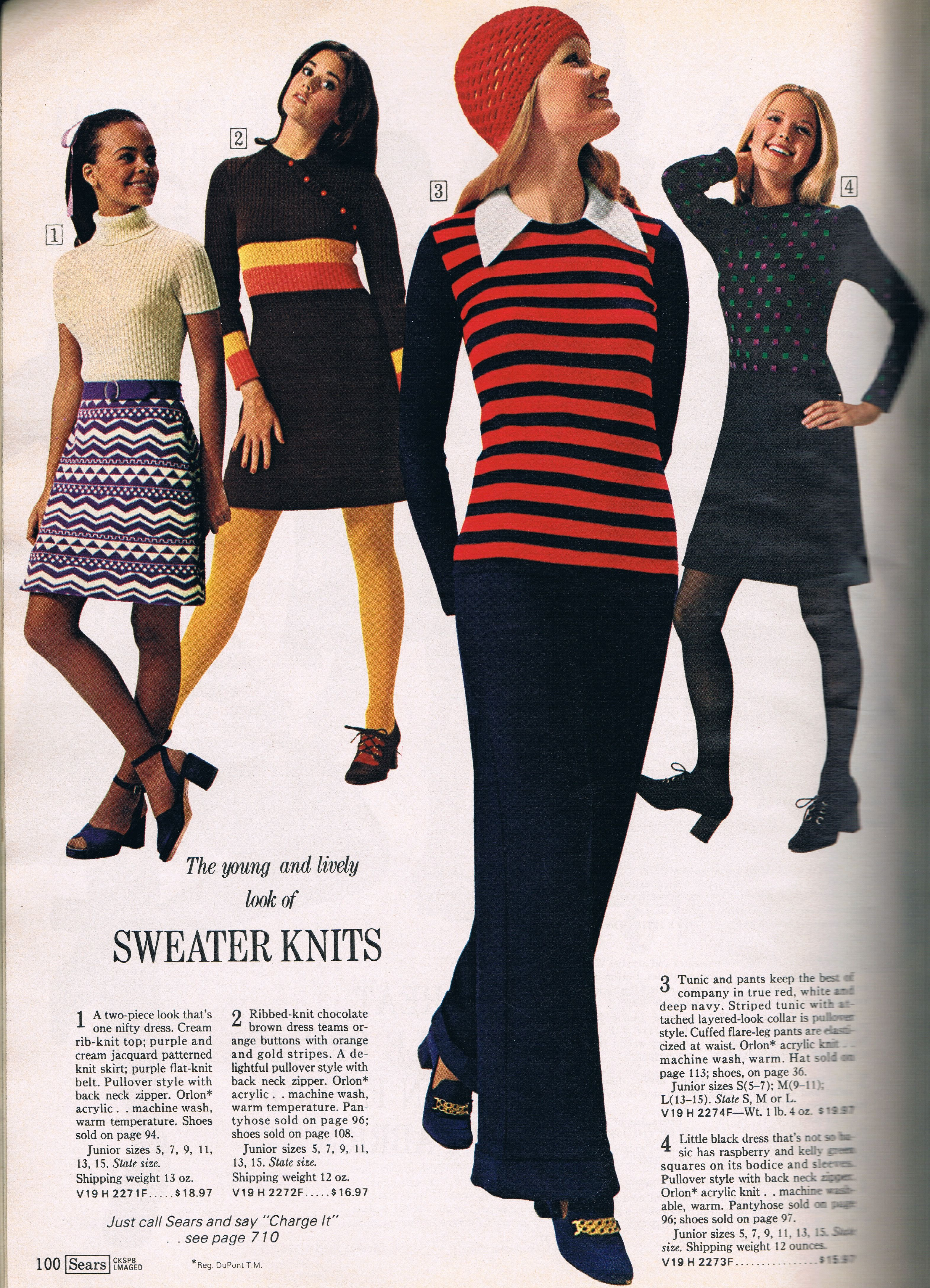496858438a Seventeen Magazine · Sears 1972. Colleen Corby, Vintage Skirt, Vintage  Love, Retro Vintage, 1960s