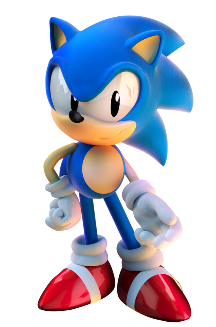 Sonic The Hedgehog Sonic Unleashed Sonic Classic Sonic