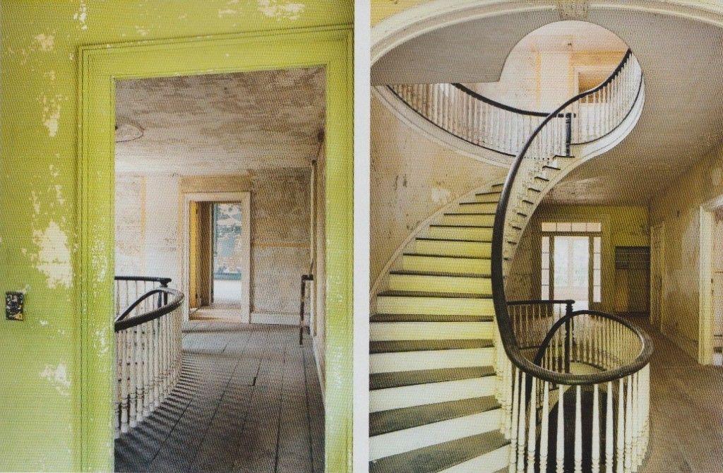 Plumb-Bronson House c. 1812 Columbia County NY