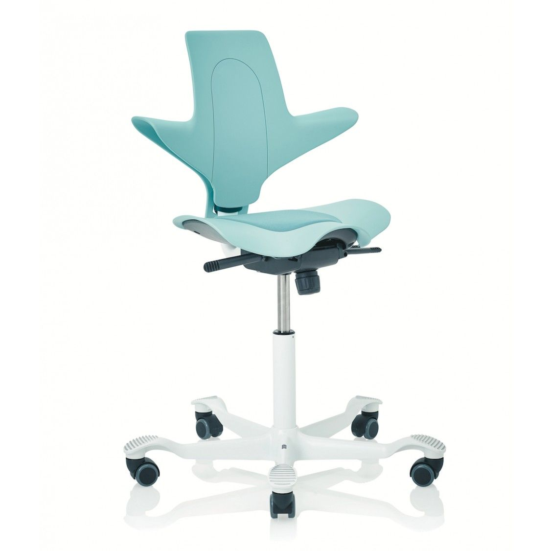 Capisco Puls By Hag Chair Saddle Chair Ergonomic Desk Chair