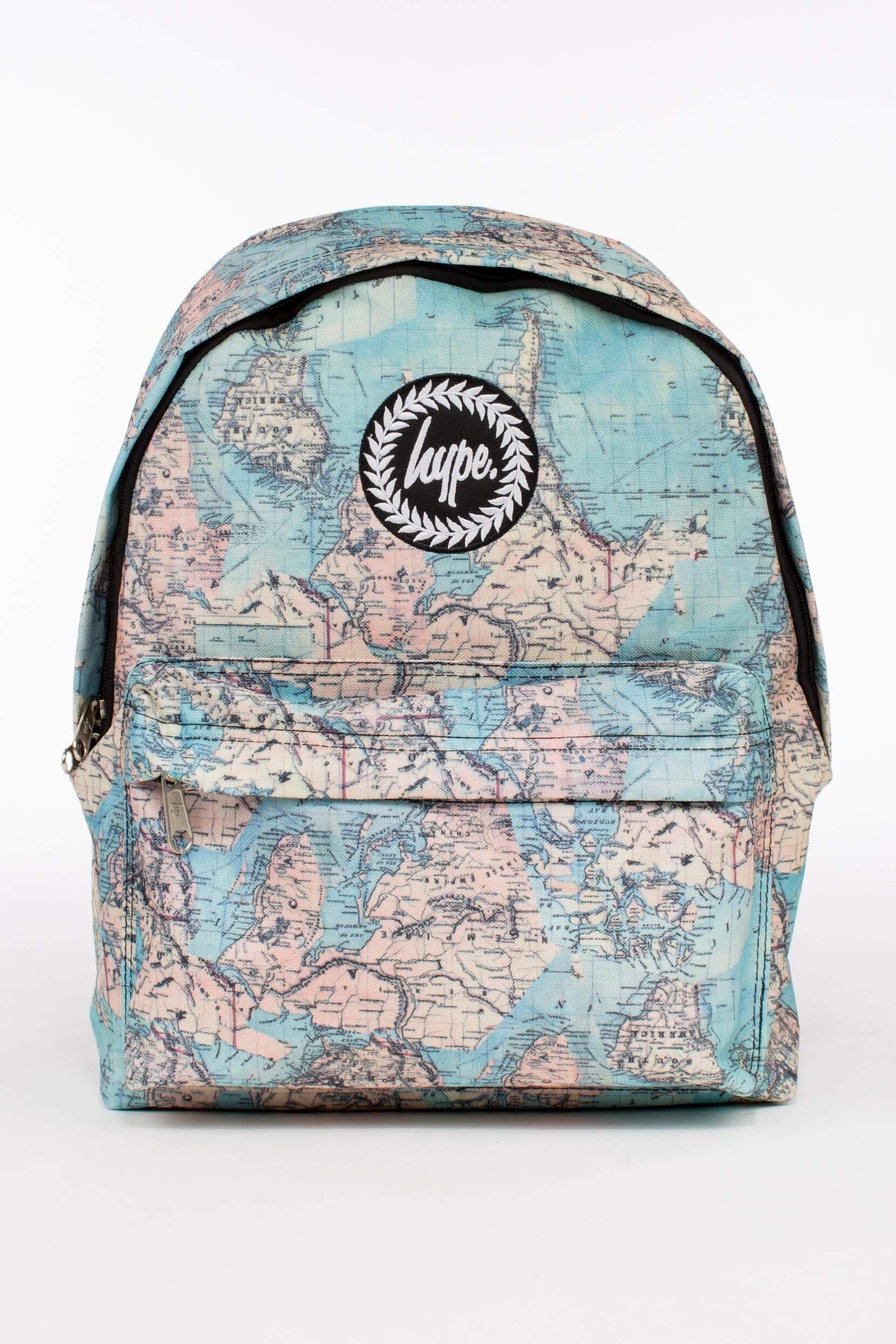 e2e5e5ff4b0 Hype. Maps Backpack   Fitness   Backpacks, Bags, Backpack bags