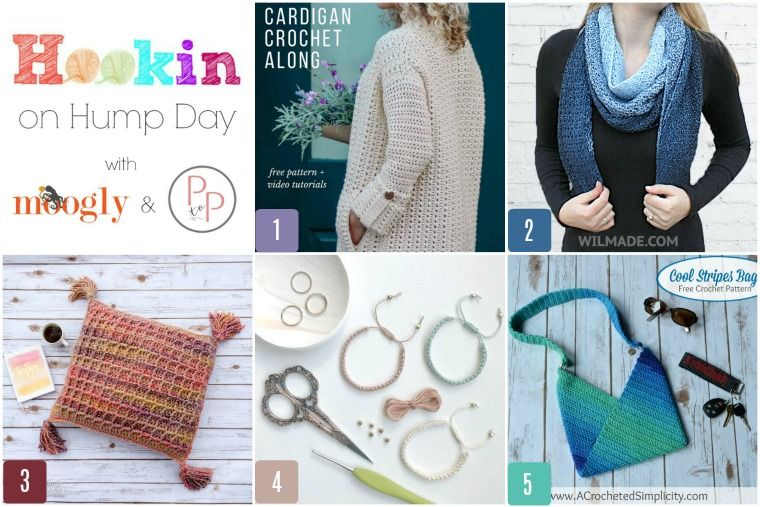 Hookin\' on Hump Day #168: Link Party for the Fiber Arts | Crochet ...
