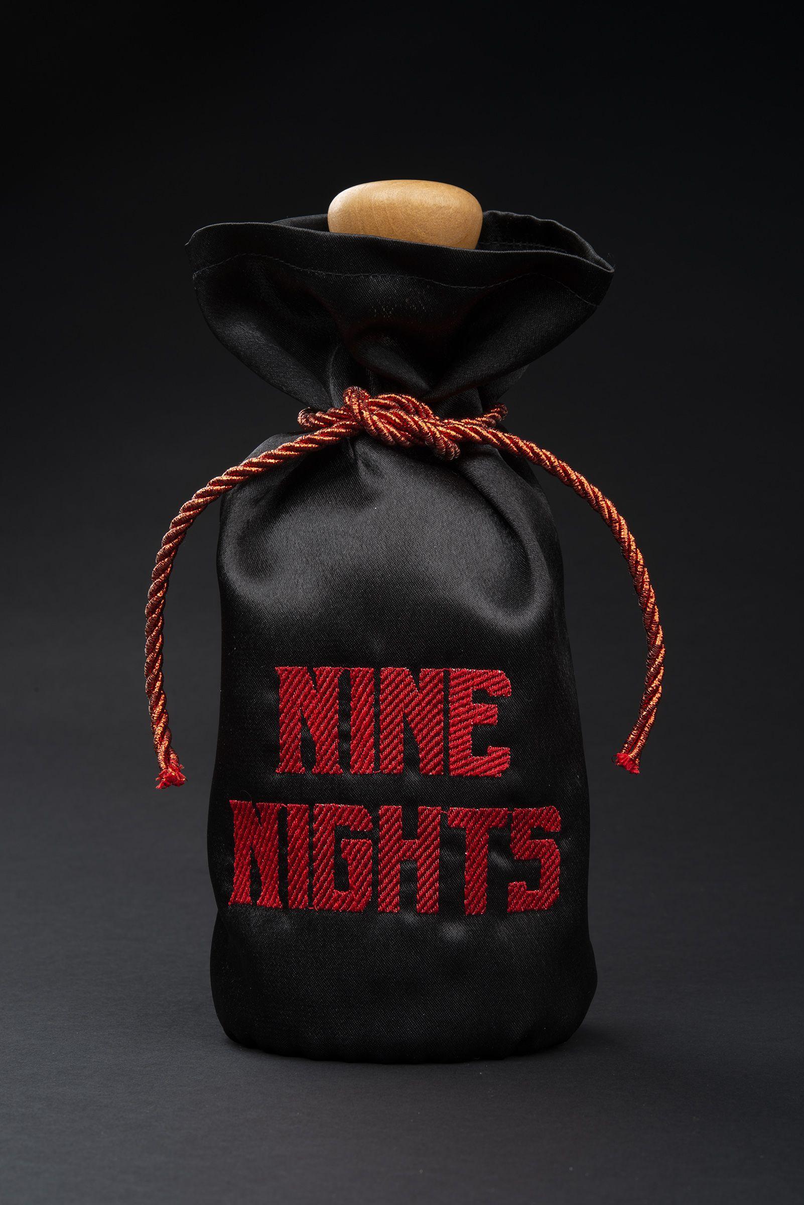 Mackenzie Standaert Nine Nights World Brand Design Society Nine Nights Is A Bilingual Rum Bottle That Show Rum Bottle Bottle Packaging Packaging Design