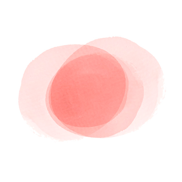 Download Pastel Peach Watercolor Background Vector for