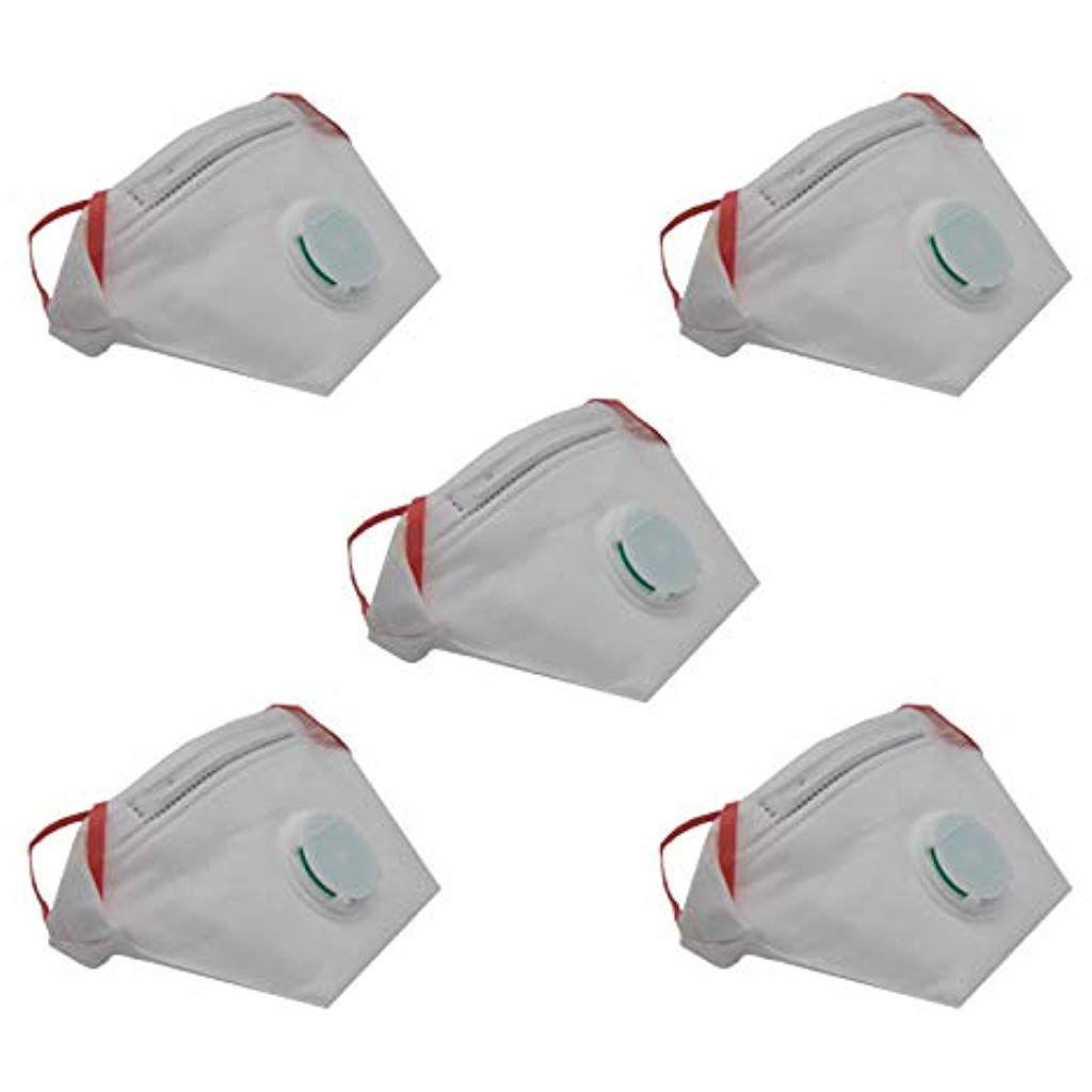 Noba Nobaprotect Atemschutzmaske Atemmaske 5 X Mundschutz Ffp 3