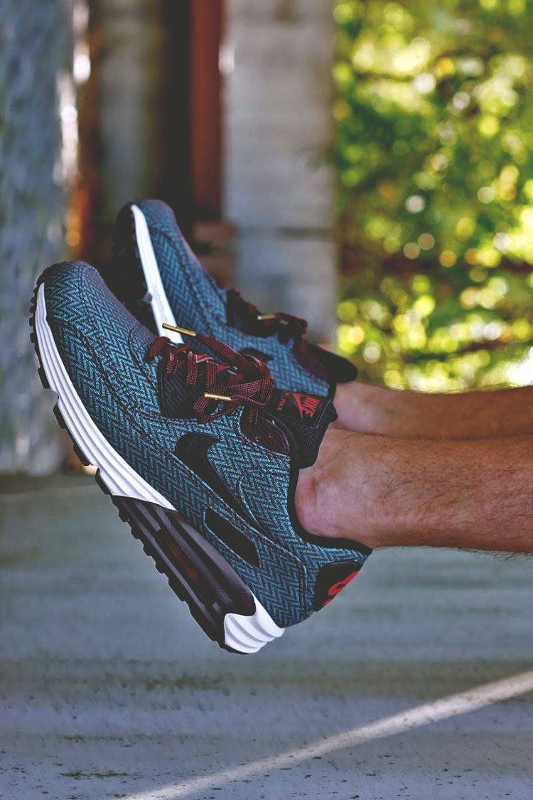 Nike Air Max Lunar 90 'Suit & Tie' Herringbone